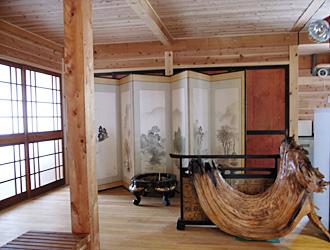 日義村(H邸)