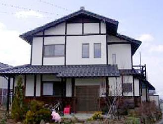 塩尻市(K邸)